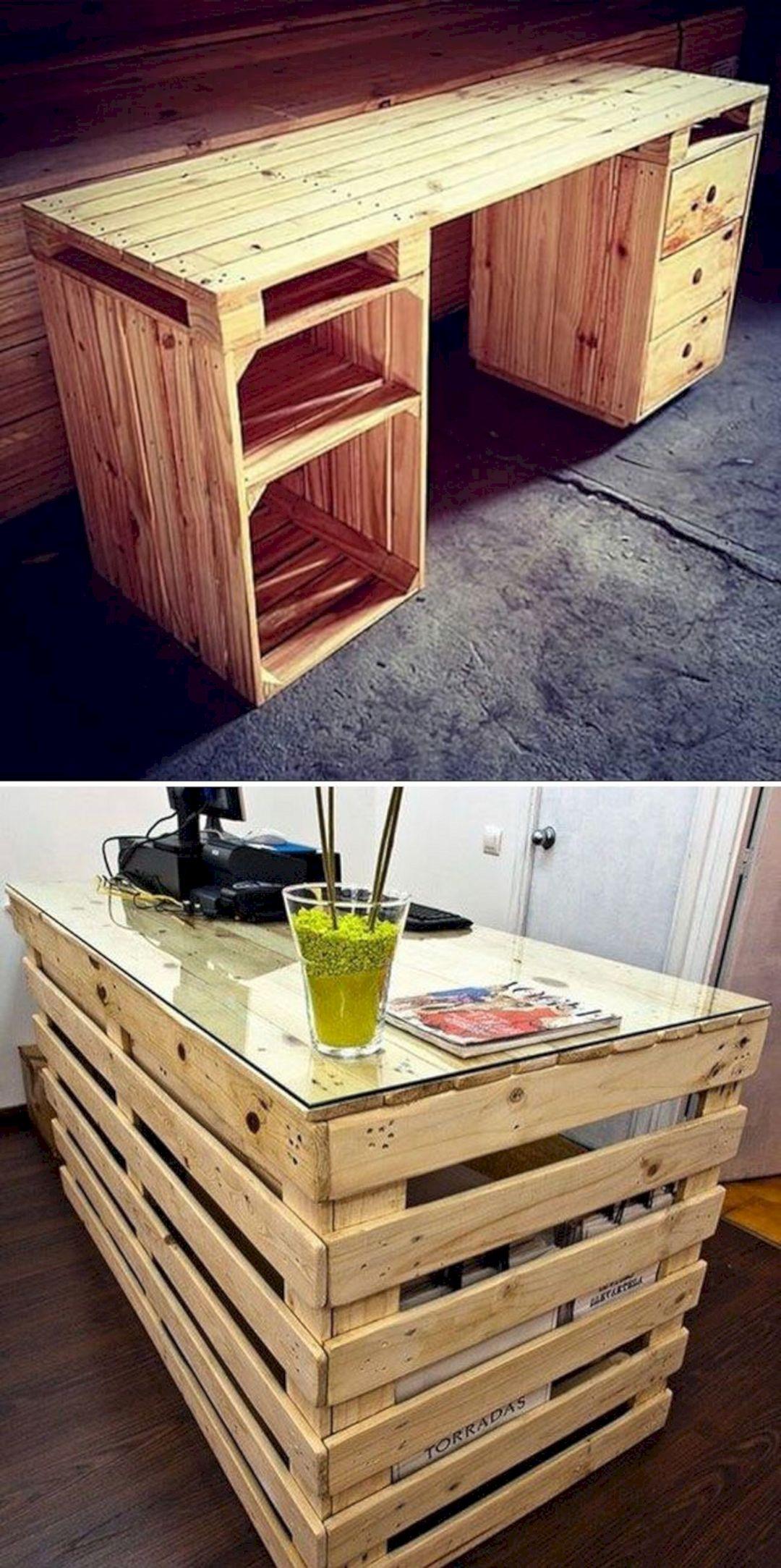 Top Wood Pallet Project Ideas