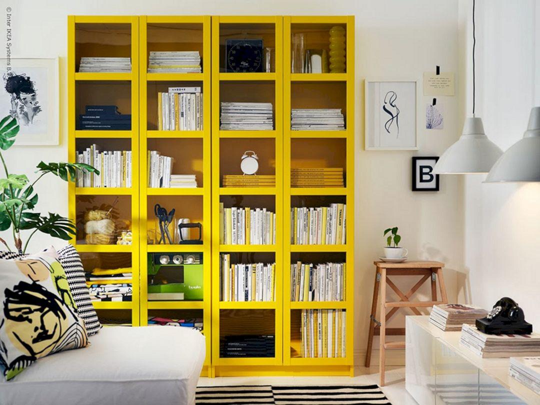 Bookcase As Versatile Extra Storage