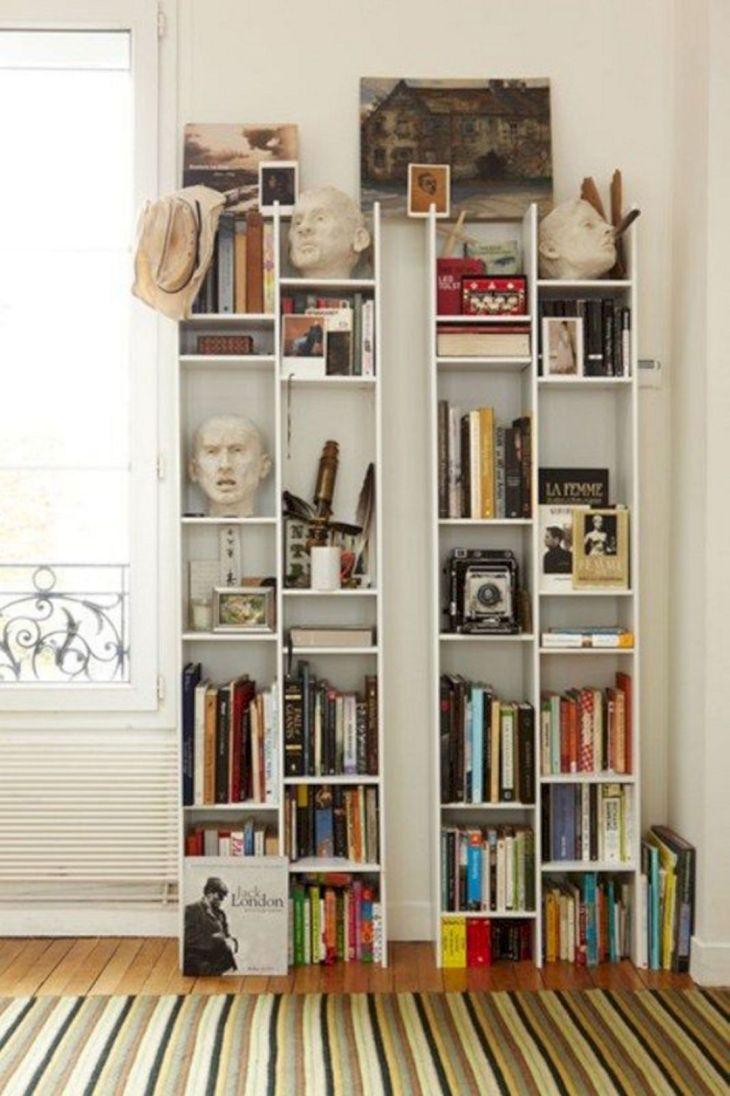 Bookcase Neighboring Design