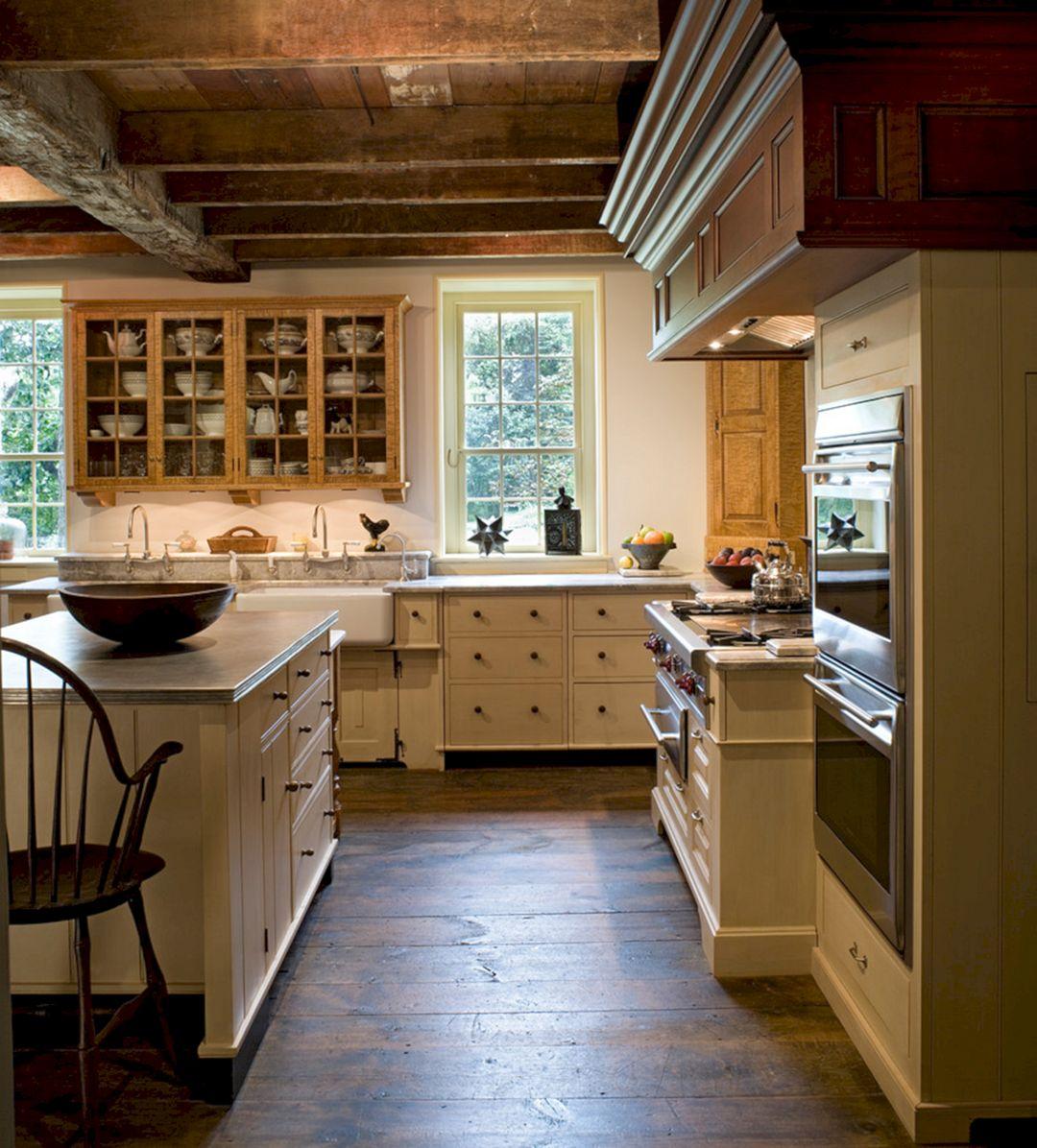 Cottage Rustic Kitchen