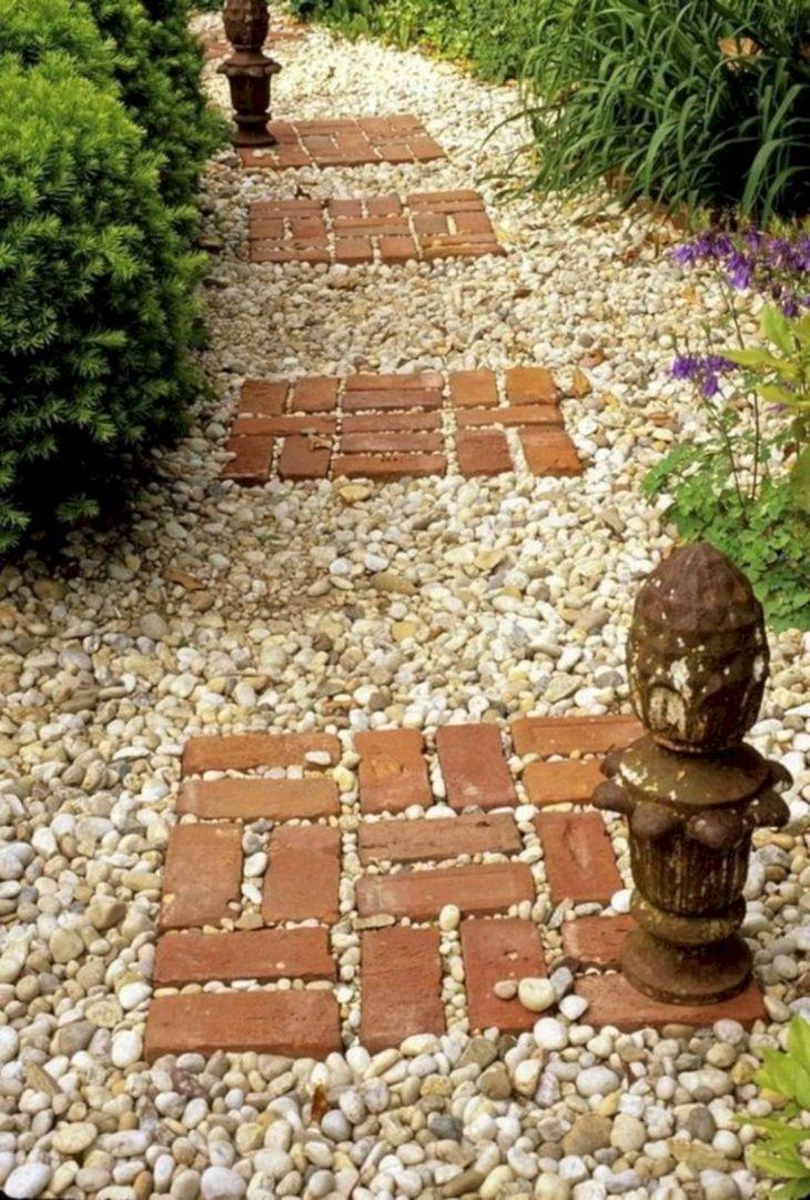DIY Garden Pathway Ideas