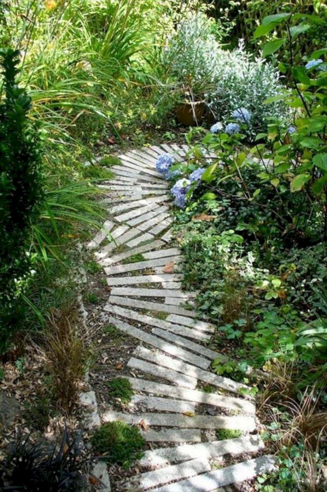 Fabulous Garden Path Ideas