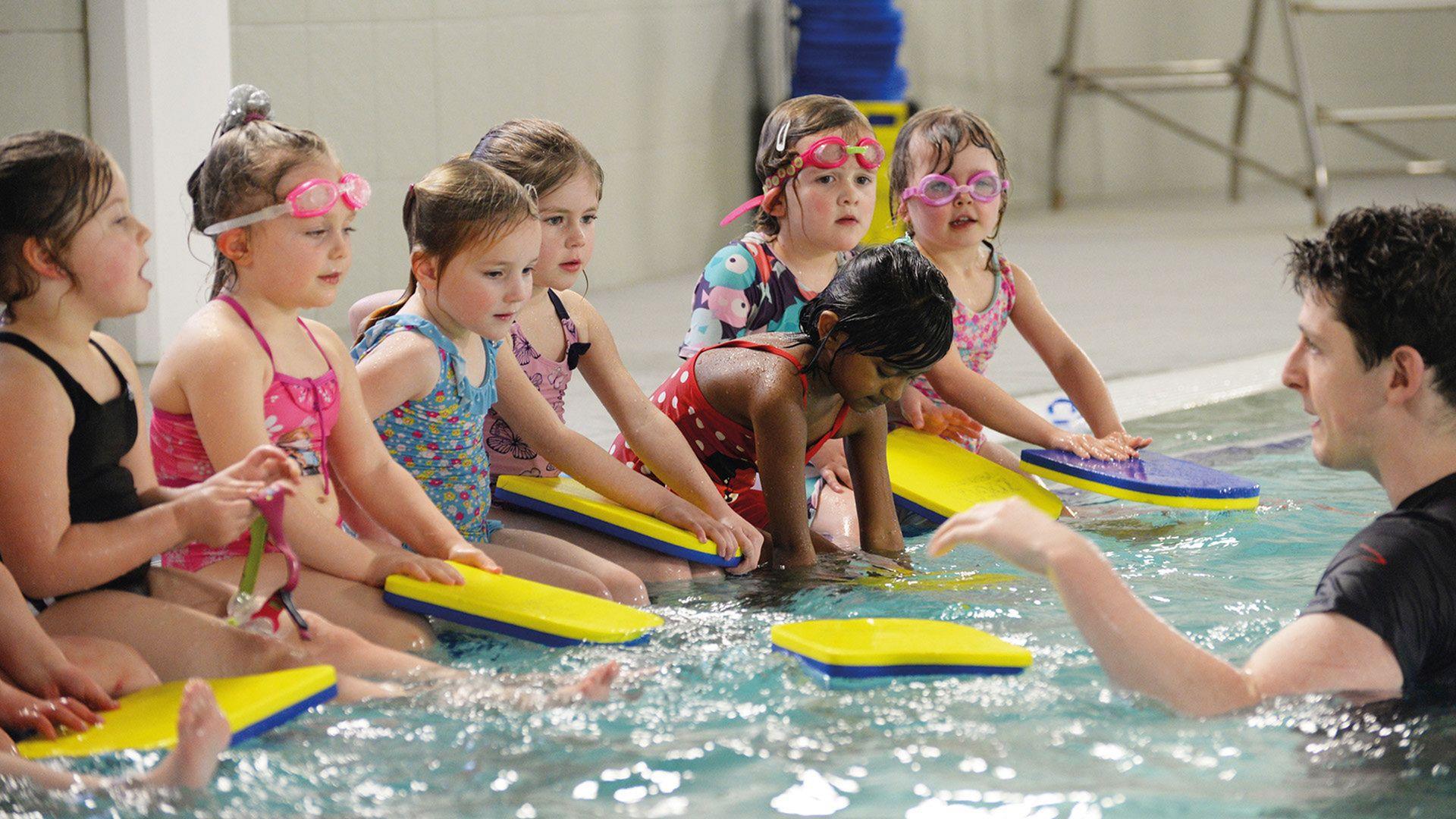Kids Swimming Pool Ideas
