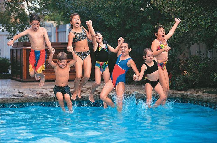Pool Design For Fun Kids Ideas