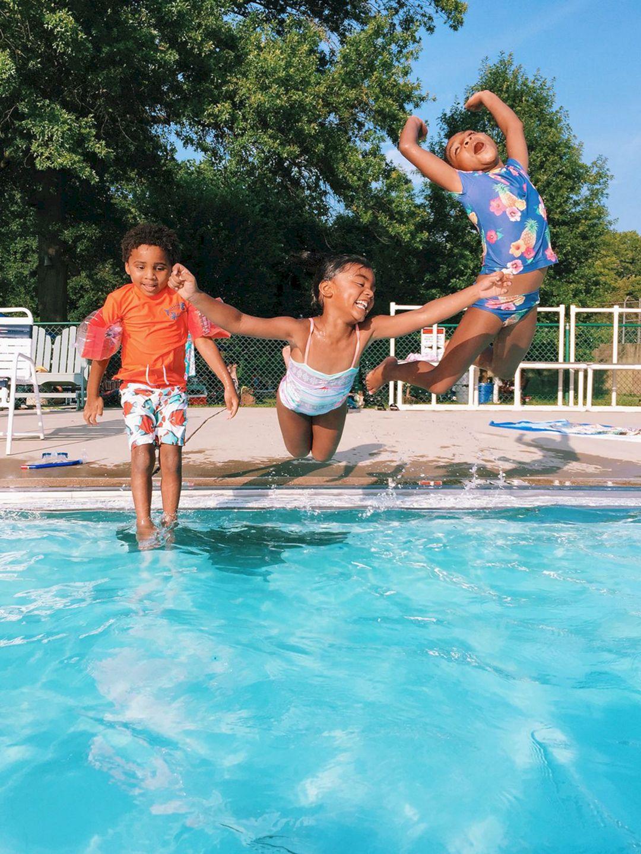 Summer Fun Kids Swimming Pool Ideas