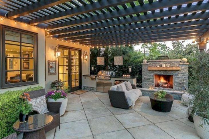 Best Autumn Backyard Design