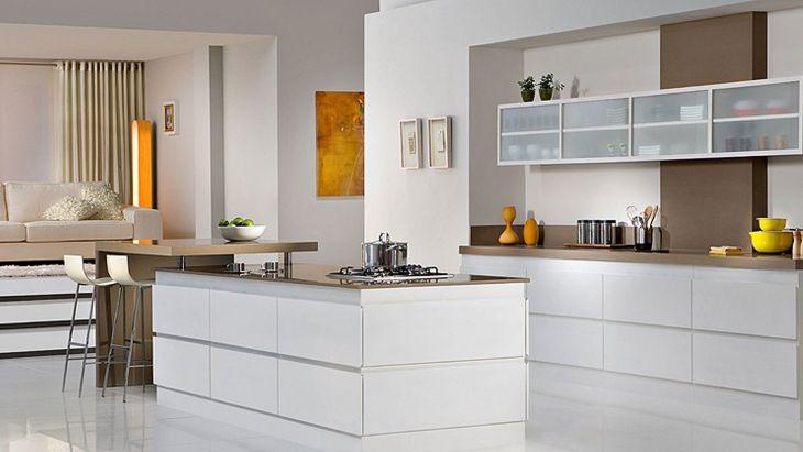 Best Modern White Kitchen Ideas