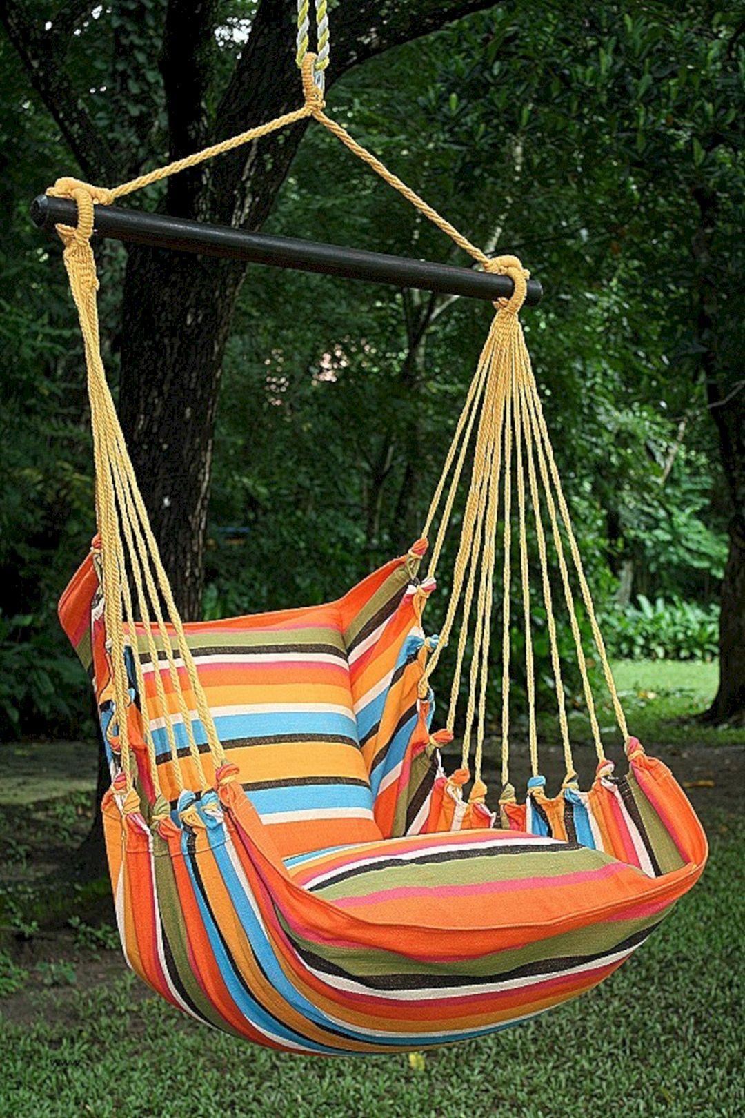 DIY Hammock Chairs Ideas