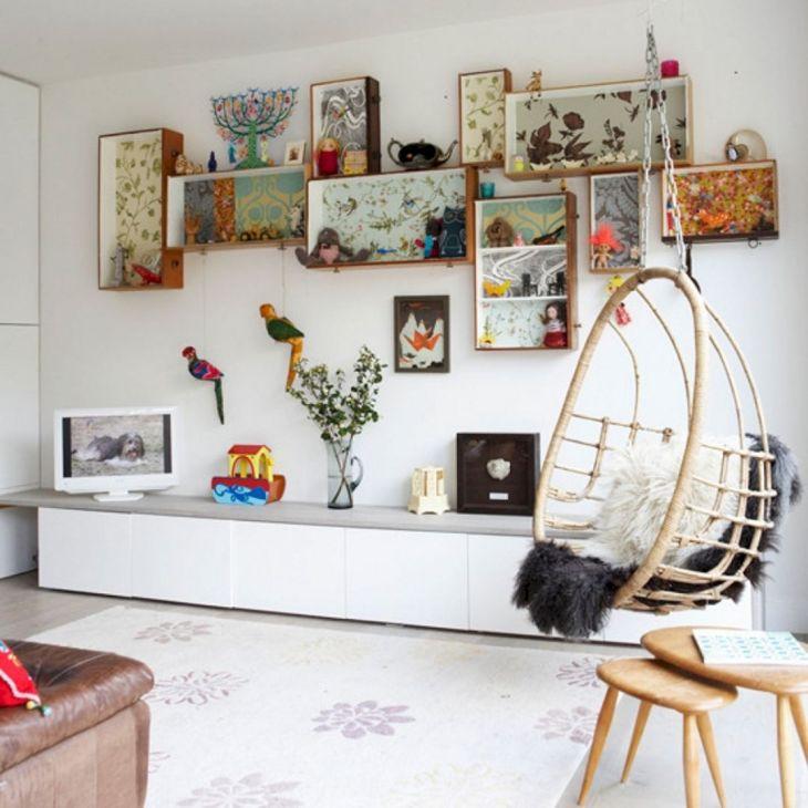 DIY craft Living Room