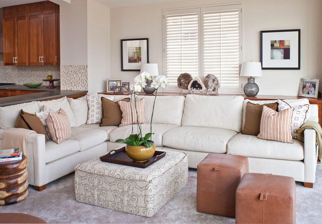 Living Room Coastal Accessories ideas