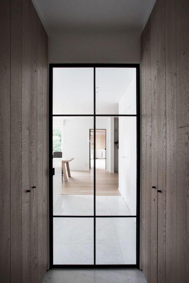 Minimalist Glass Door Ideas