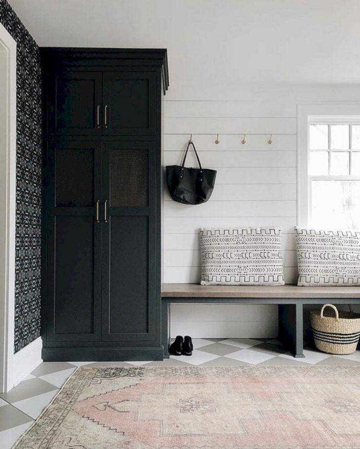 Modern Black Home Door Ideas