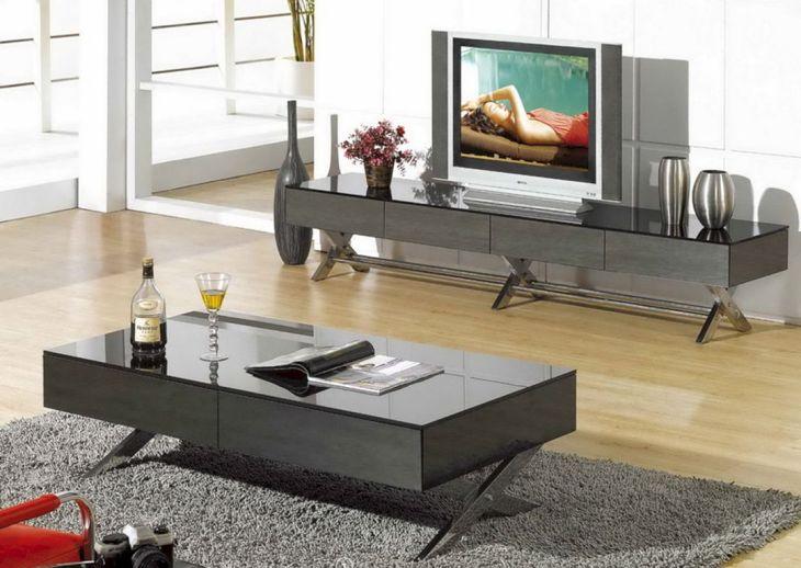 Modern Look TV table Ideas