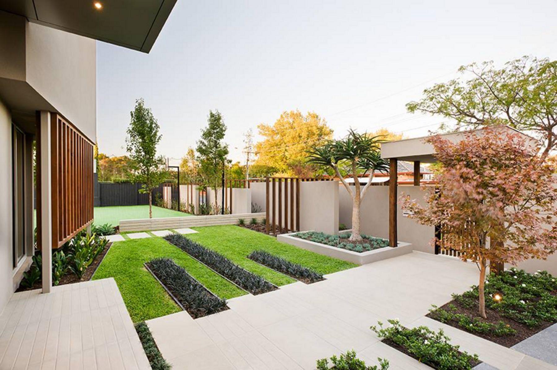 Modern Minimalist Garden Design Ideas