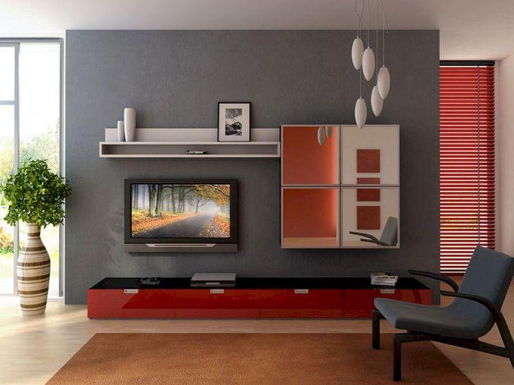 TV Table Color Combination Ideas