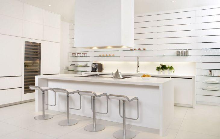 Wonderful White Kitchen Ideas