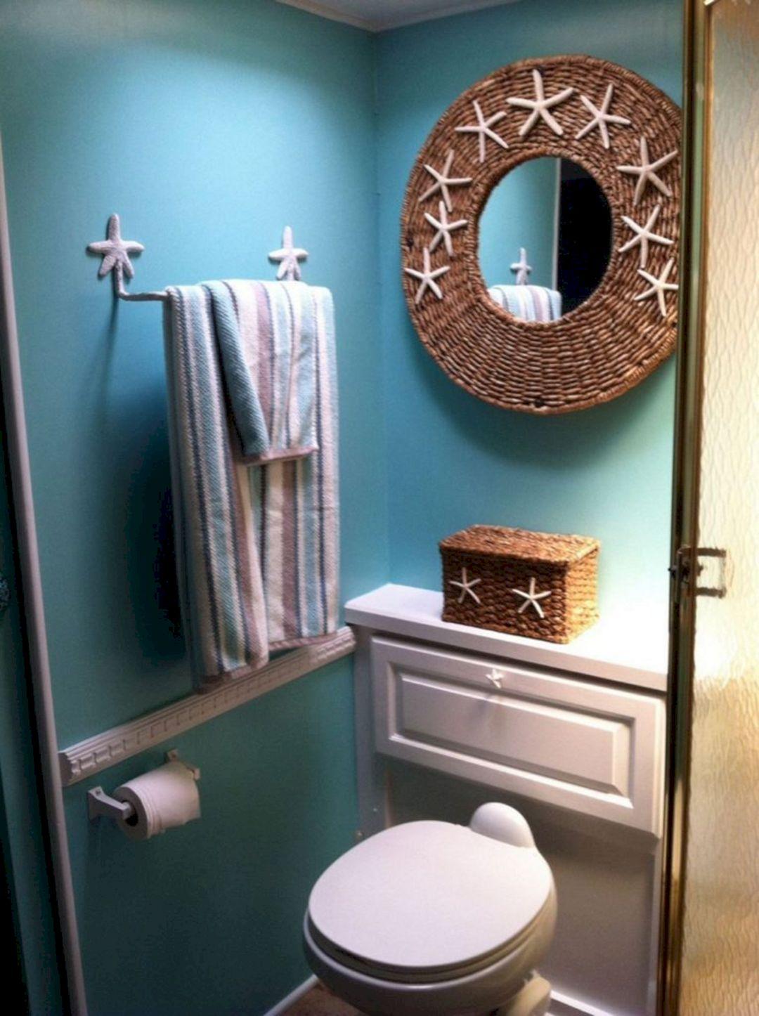RV Bathroom Camper Ideas