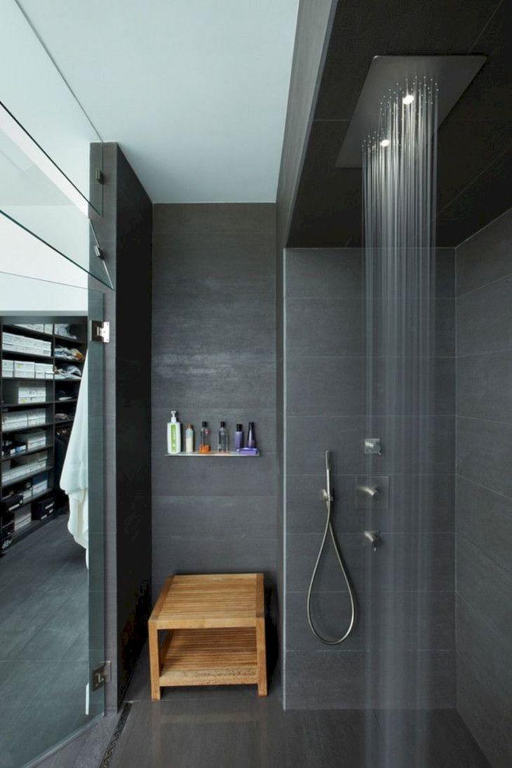 Shower Bathroom Light Ideas