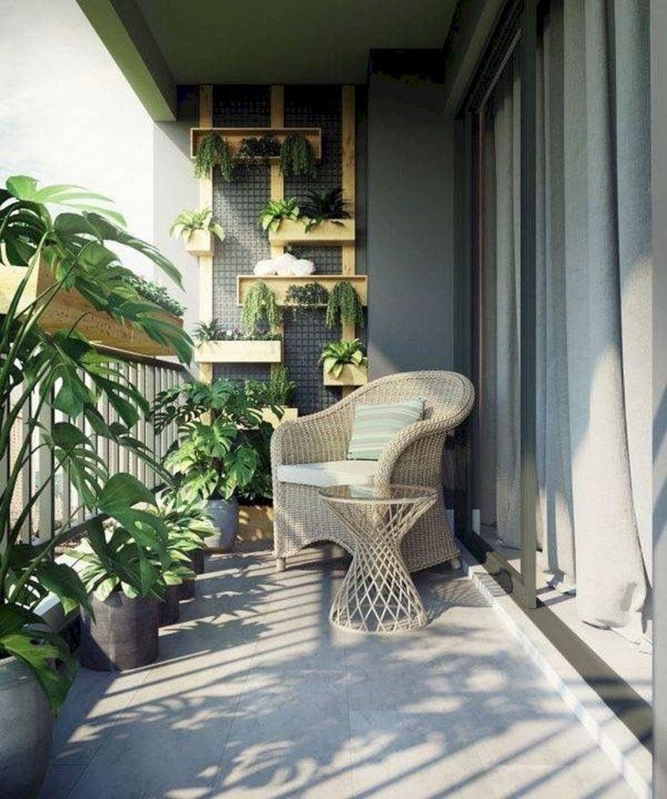 Apartment Balcony Design Ideas