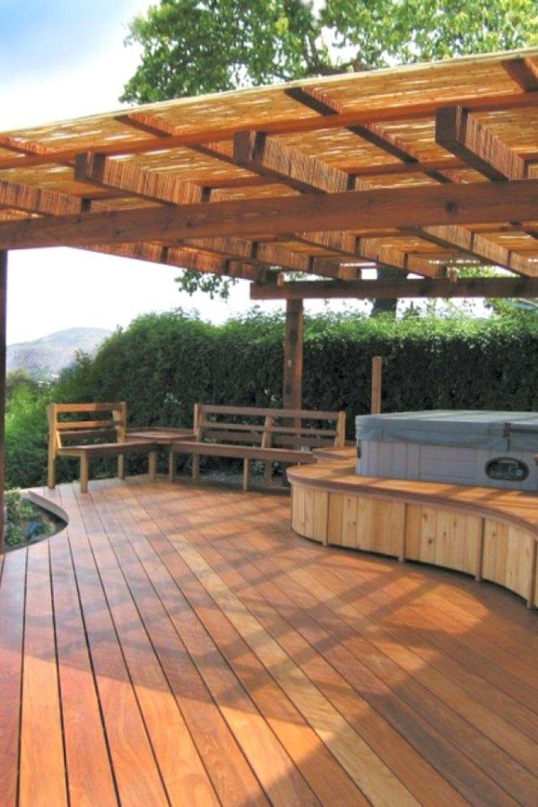 Best Wood Deck Ideas