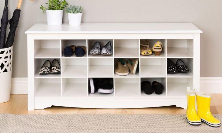 Closet Small Shoe Storage Ideas