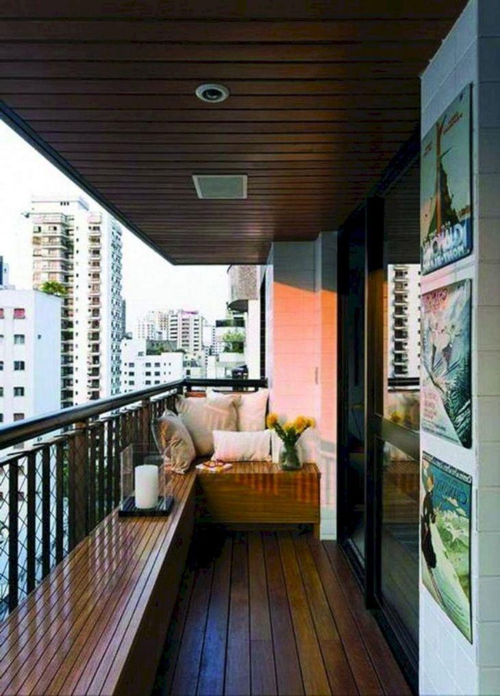 Home Apartment Balcony Ideas