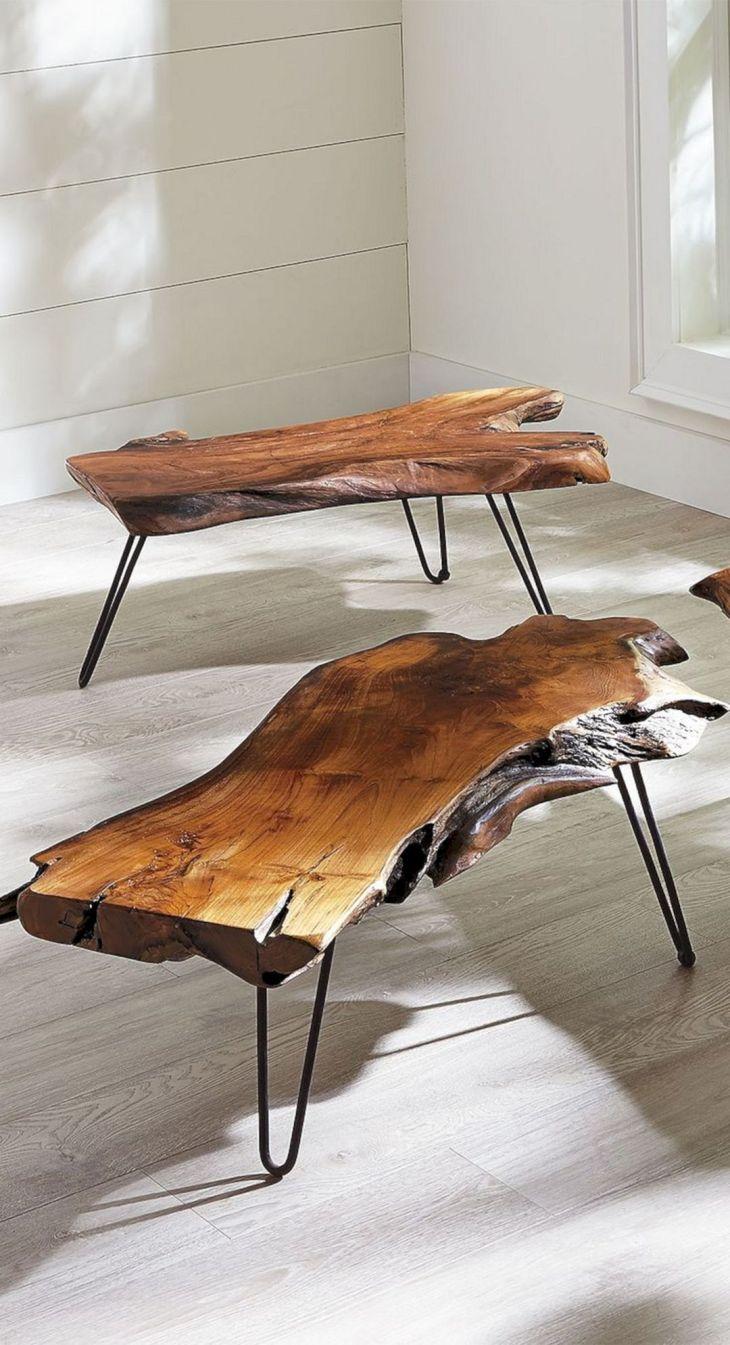 Unique Wood Table Ideas