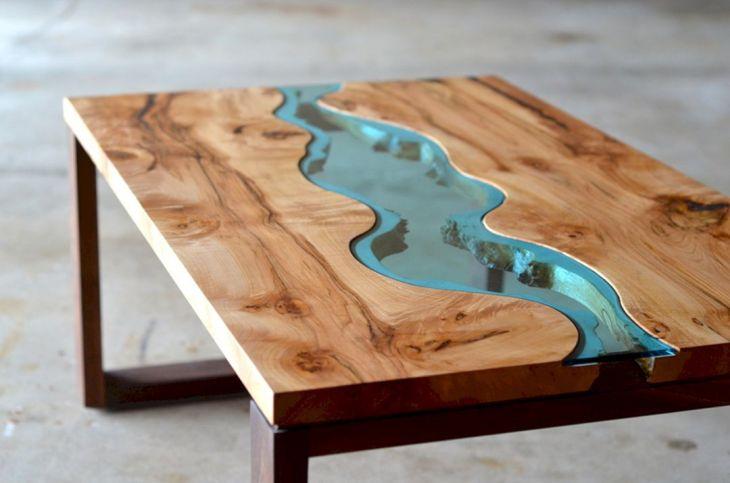 Unique Wooden Table Ideas