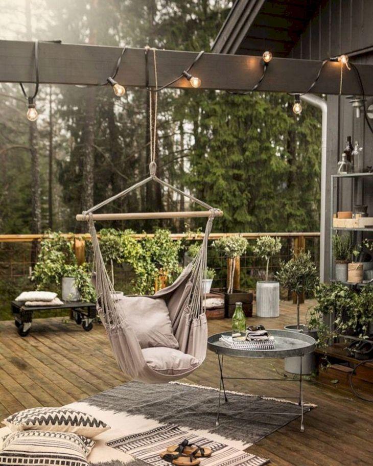 Wonderful Backyard Hammock Ideas