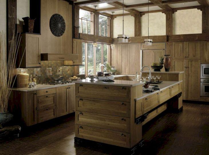 Wonderful Rustic Kitchen Cabinet