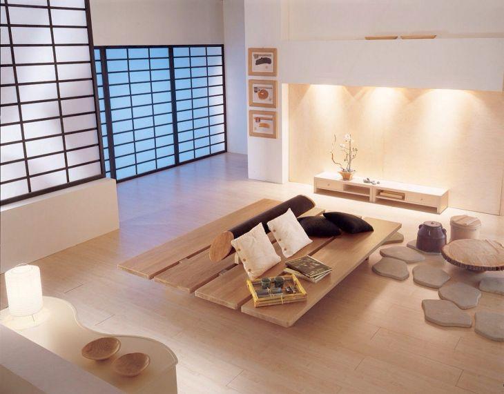 Zen Minimalist Bedroom Ideas