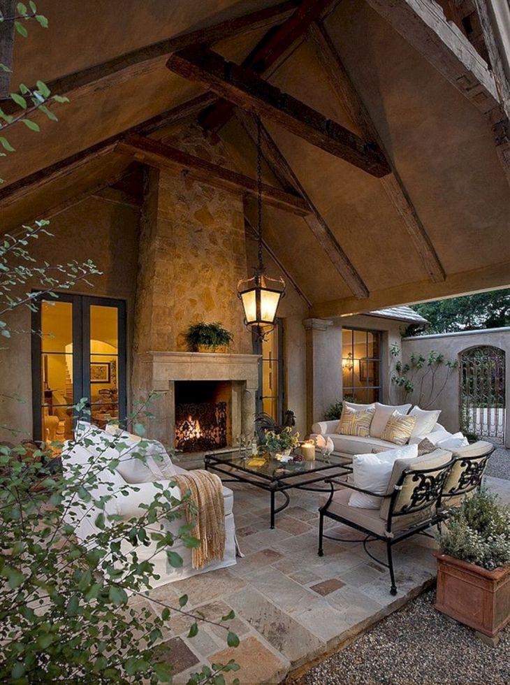 Outdoor Living Room Deocration