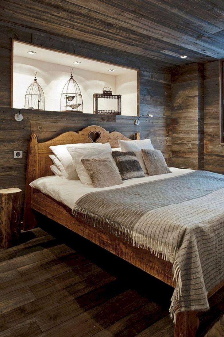Wonderful Rustic Bedroom Ideas