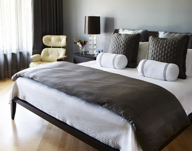 Bed Linen Decorating Ideas 13