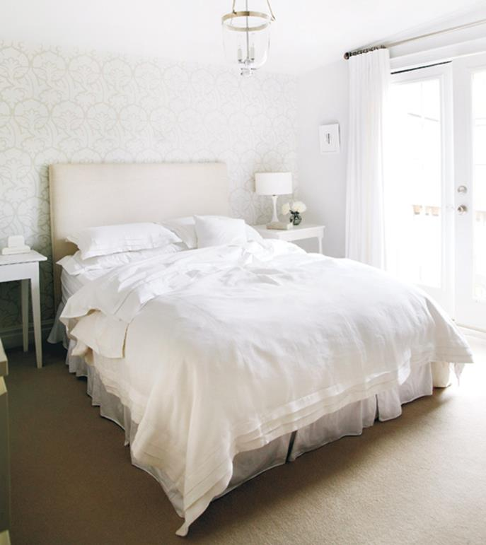 Bed Linen Decorating Ideas 2