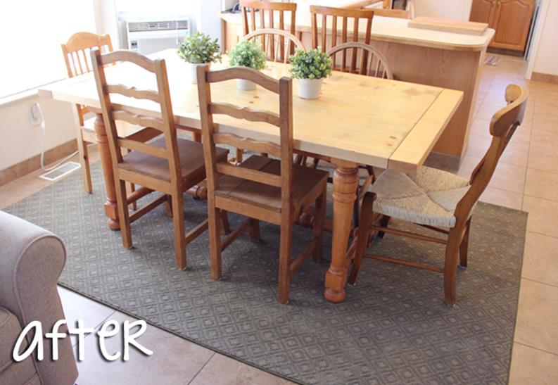 Best Cheap Rugs for Under Kitchen Table 12