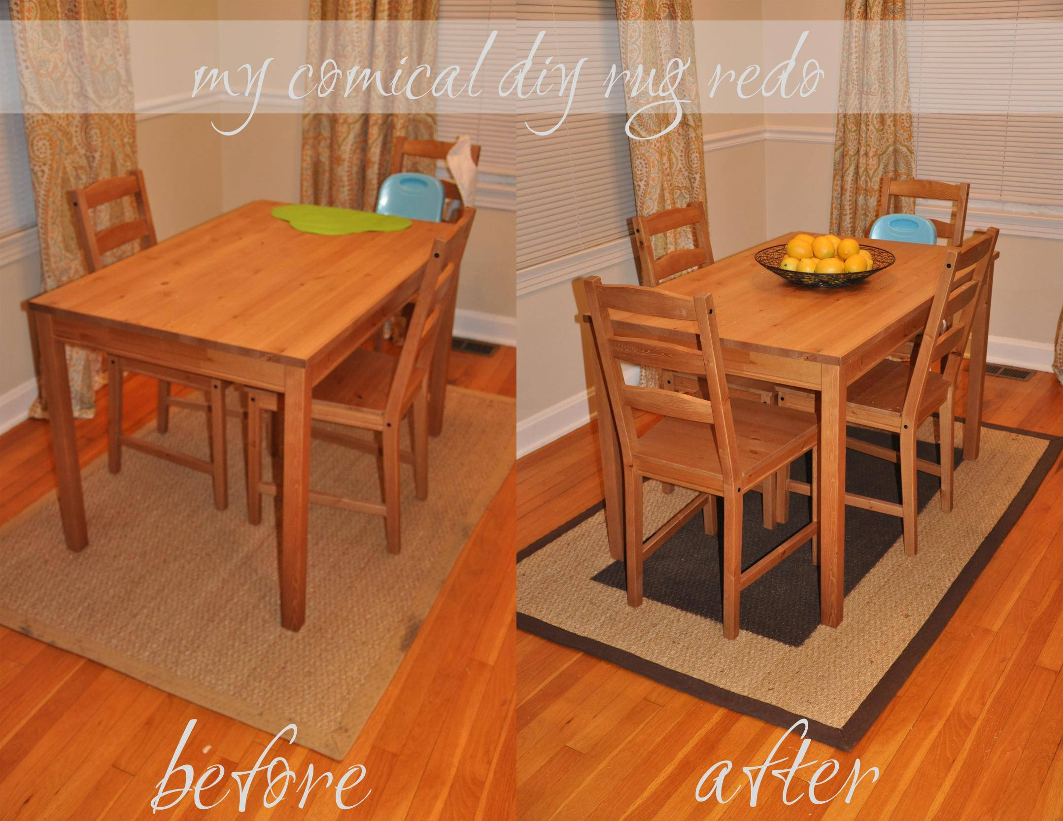Best Cheap Rugs for Under Kitchen Table 3