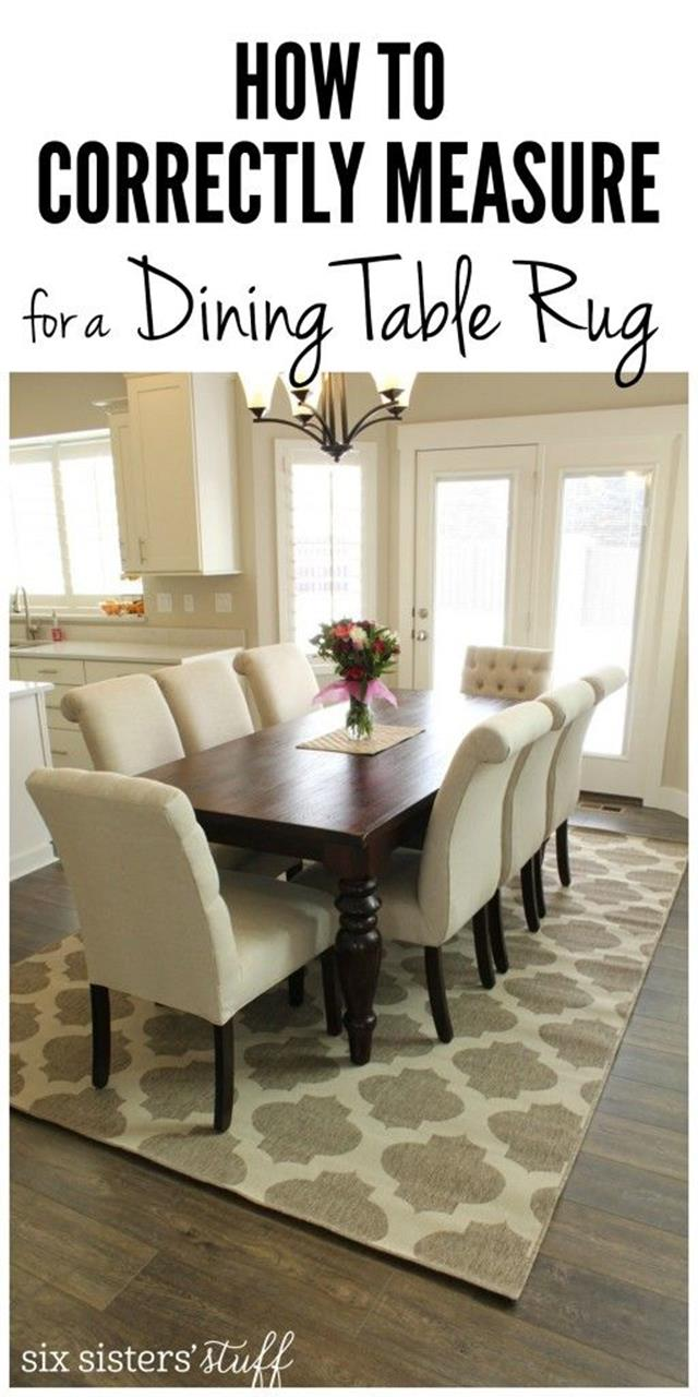 Best Cheap Rugs for Under Kitchen Table 7