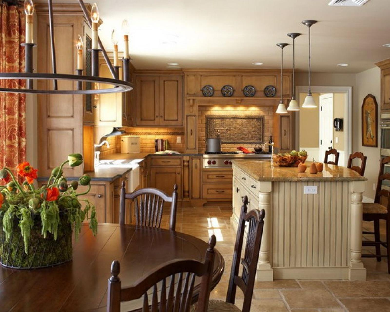 Country Kitchen Accessories and Decor Ideas 15