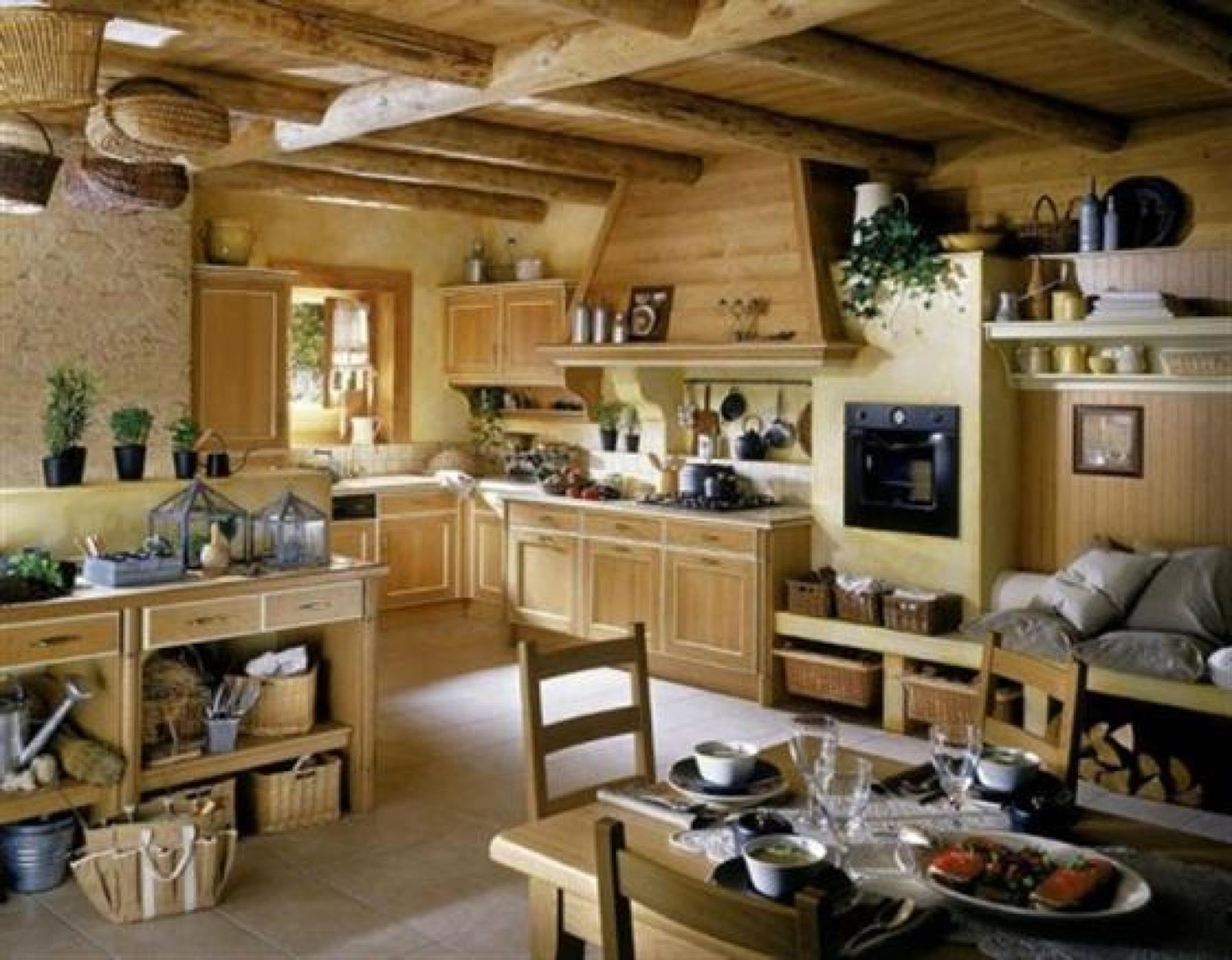Country Kitchen Accessories and Decor Ideas 20