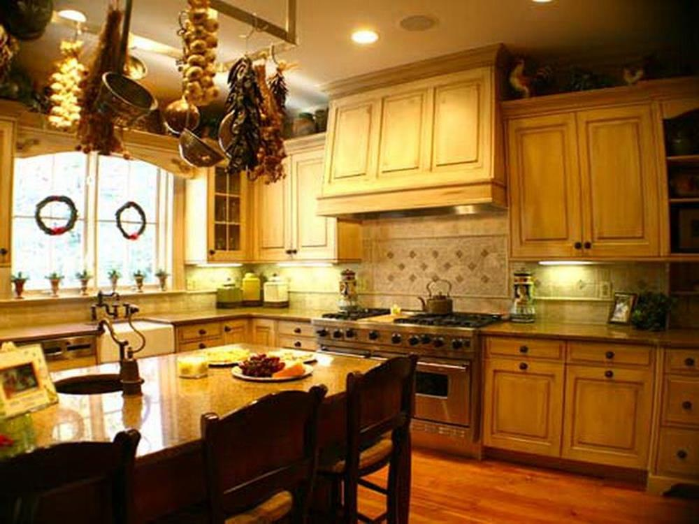 Country Kitchen Accessories and Decor Ideas 23