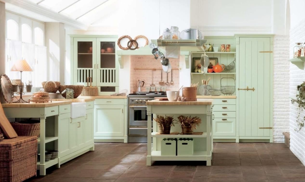 Country Kitchen Accessories and Decor Ideas 36