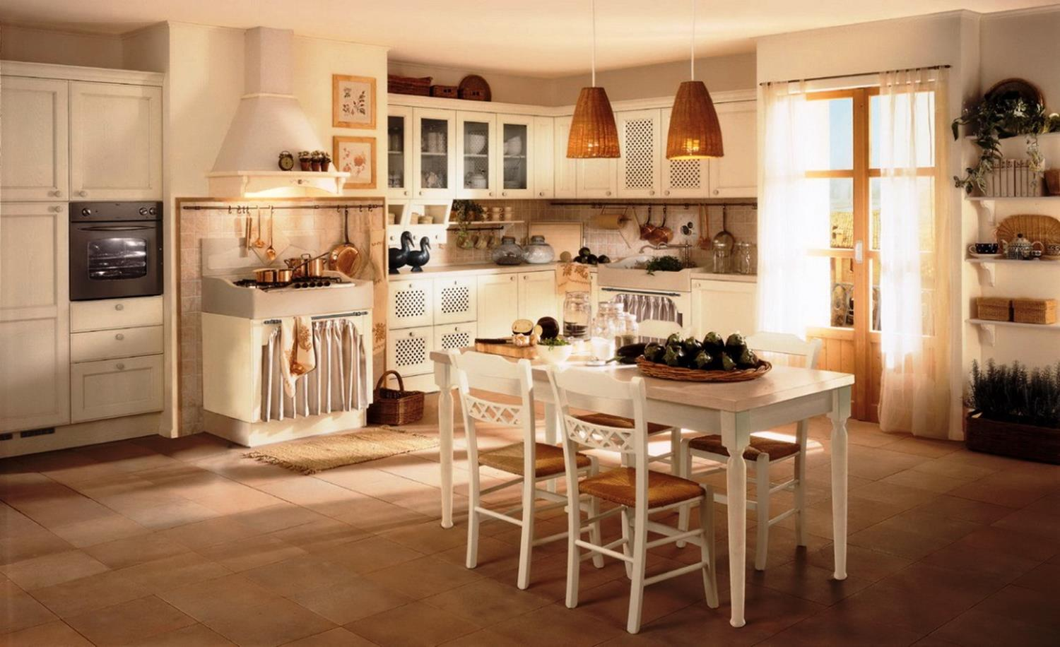 Country Kitchen Accessories and Decor Ideas 6