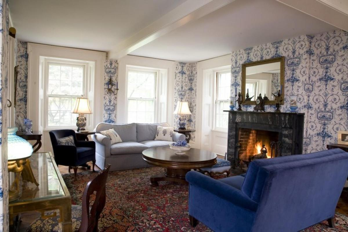 Country Style Living Room Furniture Ideas 14