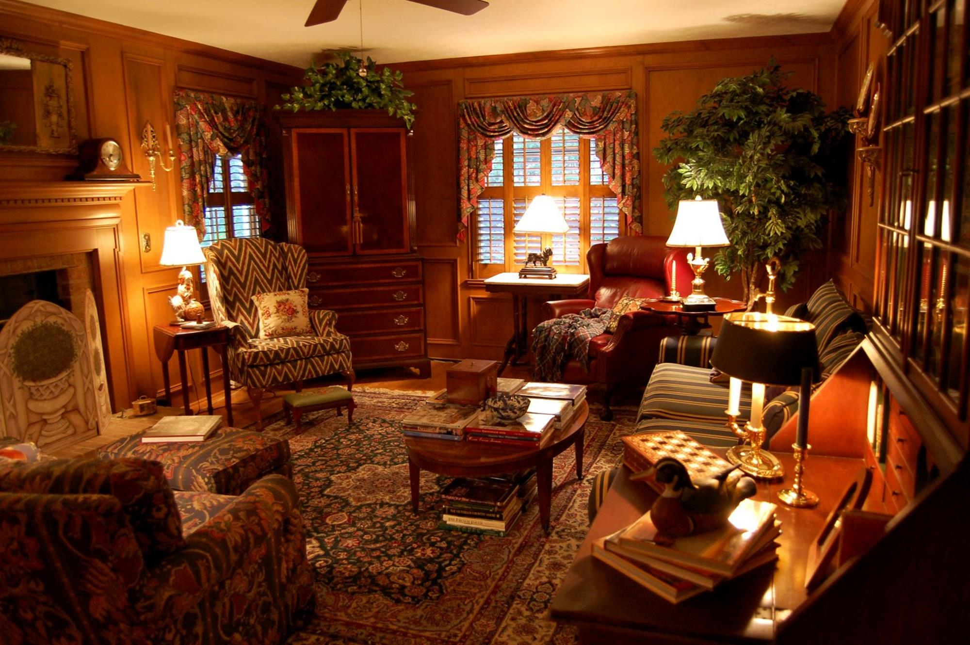 Country Style Living Room Furniture Ideas 3 - DecoRelated