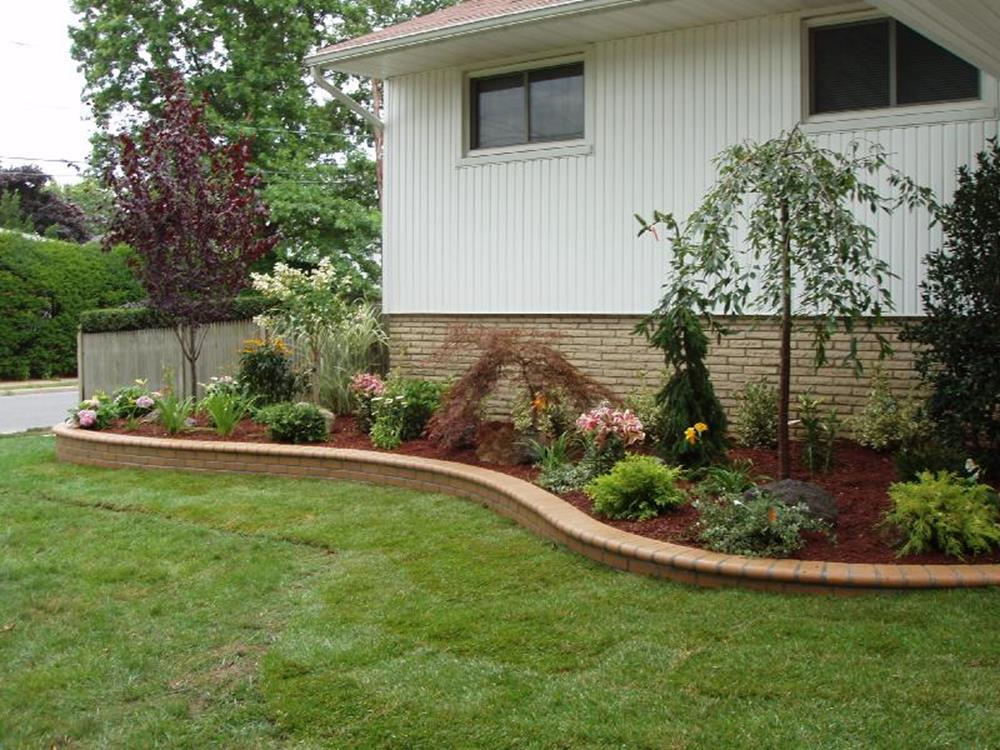 Front Yard Landscaping With Rocks 23