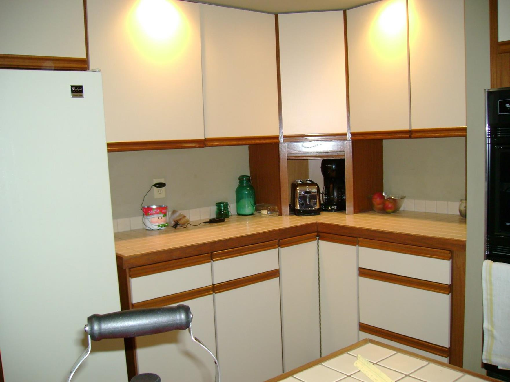 Painted Kitchen Cabinets Before And After 29
