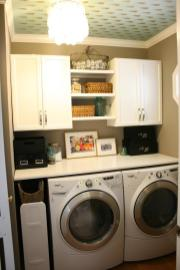 Small Laundry Room Design Ideas 11