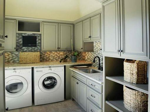 Small Laundry Room Design Ideas 14