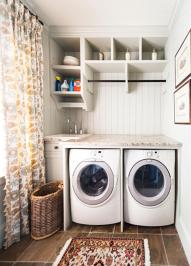 Small Laundry Room Design Ideas 5